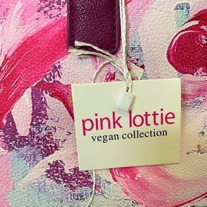 Pink Lottie Vegan collection by Jeanne Lottie Bag